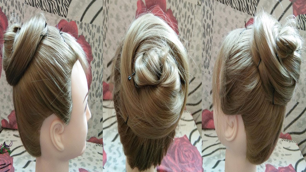 Simple Juda Hairstyles For Women For Party Essay Bun Simple