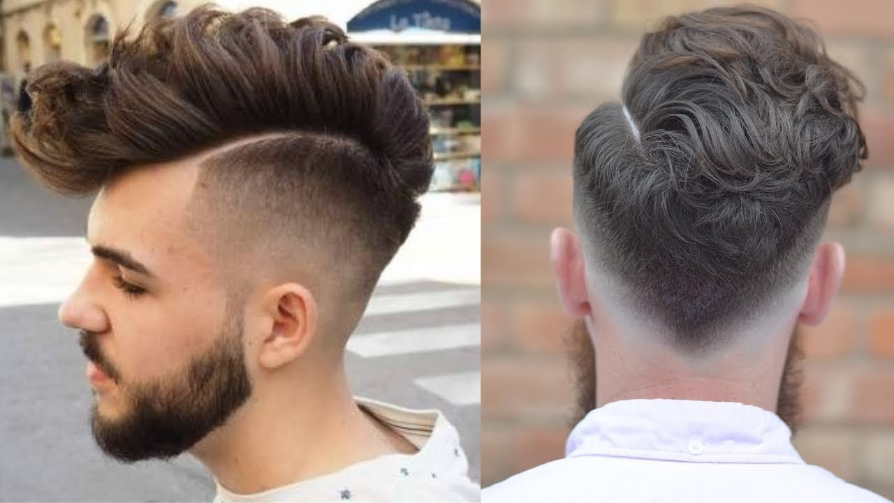 Mens New Trending Haircuts For 2018 Sexiest Hairstyles For Guys