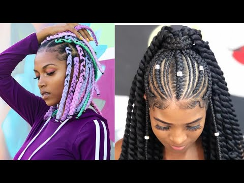 Best New Hairstyles For Black Women 2019 Hair Styles